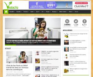 VegActu - page du 28 jan 2014