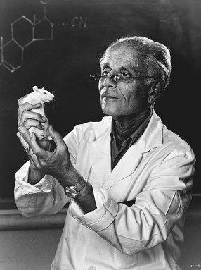 Le Dr Hans Selye.