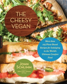 The Cheesy Vegan