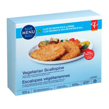 Gardein - escalopes végétariennes