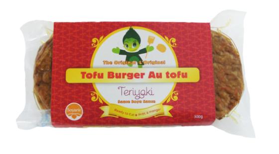 Soyarie - Burger teriyaki 2