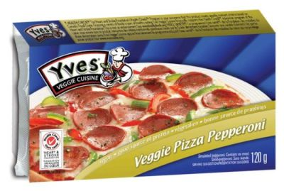 Yves Veggie - Pepperoni