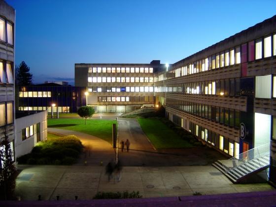 Université de Rennes II (image tirée du site fracademic)