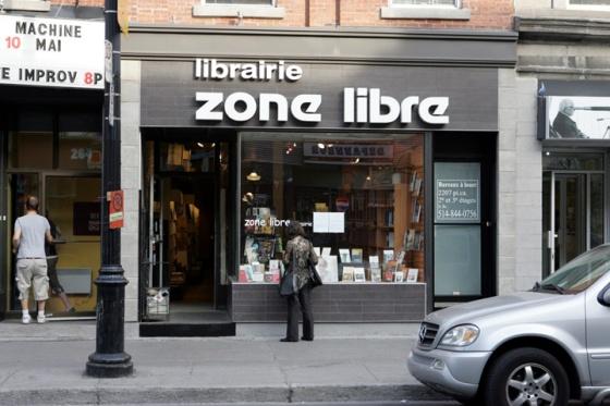 La librairie Zone Libre, à Montréal, accueillera un atelier autour du lire