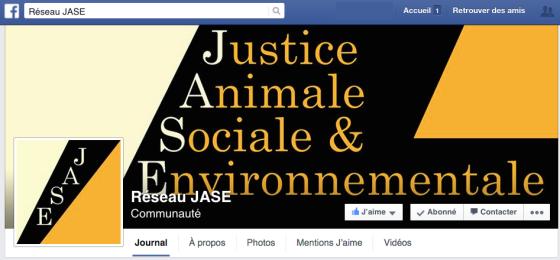 Suivez notre page Facebook!